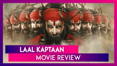 Laal Kaptaan Movie Review: Saif Ali Khan's Revenge Drama Is A Letdown