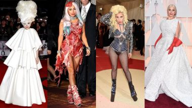 Halloween 2019 Costume Ideas: From The Meat Dress To The Met Gala Magic, Lady Gaga Should Be Your Inspiration For Halloween Party!