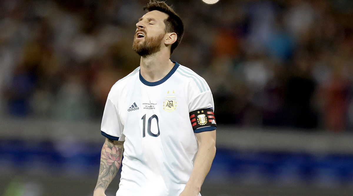 Lionel Messi to Miss Argentina vs Germany Friendly Clash Due to International Ban