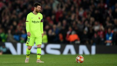 Slavia Praha vs Barcelona, UEFA Champions League Live Streaming Online: Where to Watch CL 2019–20 Group Stage Match Live Telecast on TV & Free Football Score Updates in Indian Time?