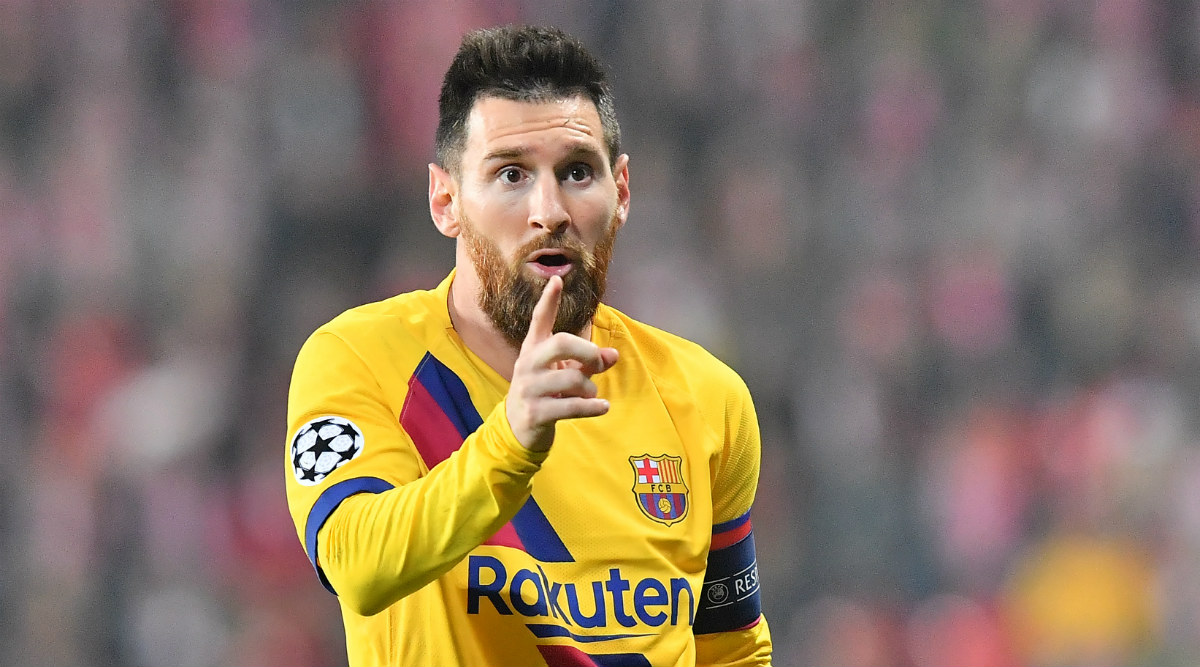 Lionel Messi Scripts an Unusual Record Despite Barcelona's Shocking Loss Against Levante at La Liga 2019-20 (Watch Video)