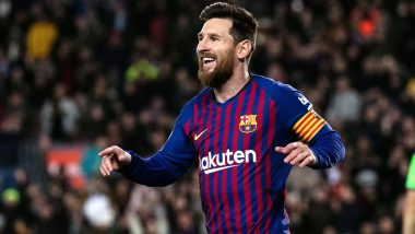 Lionel Messi Shines As Barcelona Thrash Real Valladolid 5–1, Barca Take Top Spot in La Liga 2019–20 Points Table and Team Standings