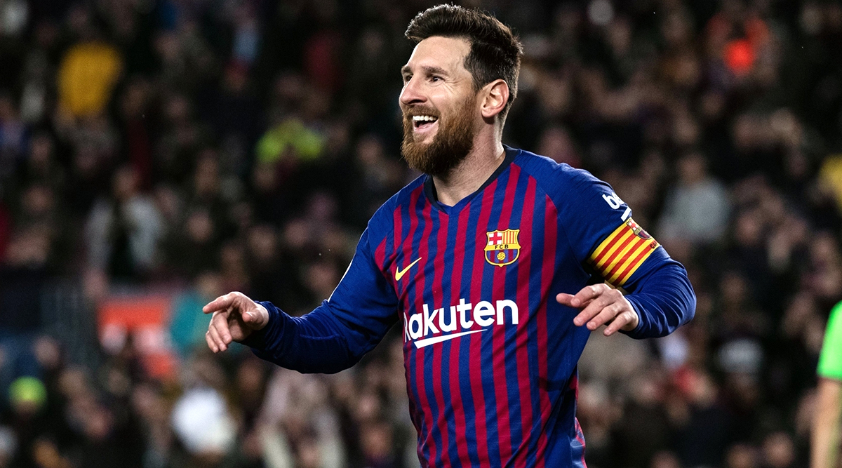 Lionel Messi's Dead-Ball Hat-Trick Guides Barcelona to a 4–1 Victory Over Celta Vigo, Barca Go Back at the Top of La Liga 2019–20 Points Table