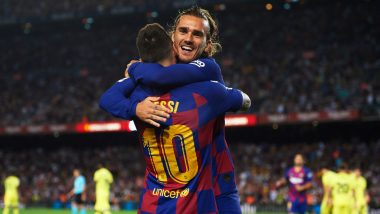 Lionel Messi & Antoine Griezmann Reportedly Do Not Talk to Each Other Ahead of Barcelona vs Celta Vigo, La Liga 2019–20