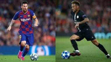 Lionel Messi Makes SHOCKING Neymar Transfer Revelation, Says People At Barcelona Don't Want PSG Forward Back!