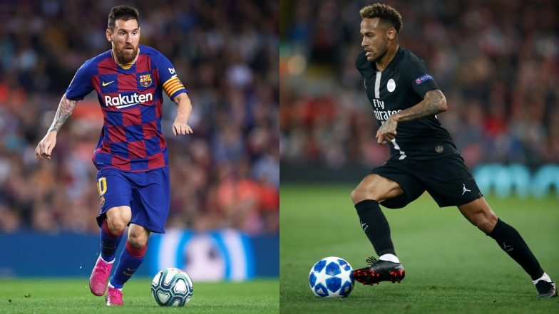 Lionel Messi Makes SHOCKING Neymar Transfer Revelation, Says People At Barcelona Don't Want PSG Forward Back!
