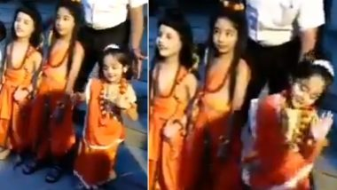 Adorable Video of Little Sita Dancing Is Still Going Strong and Twitter Can't Stop Retweeting It