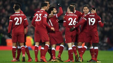 Liverpool Register 2–1 Victory Over Genk in UEFA Champions League 2019–20