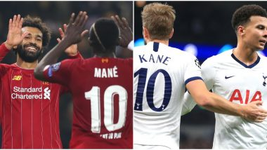 Liverpool vs Tottenham Hotspur, Premier League 2019–20 Free Live Streaming Online: How to Get EPL Match Live Telecast on TV & Football Score Updates in Indian Time?