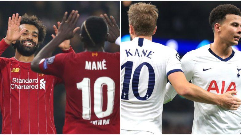 Liverpool Vs Tottenham Hotspur Live