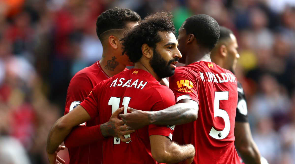 Liverpool vs Red Bull Salzburg, UEFA Champions League Live Streaming Online: Where to Watch CL 2019–20 Group Stage Match Live Telecast on TV & Free Football Score Updates in Indian Time?