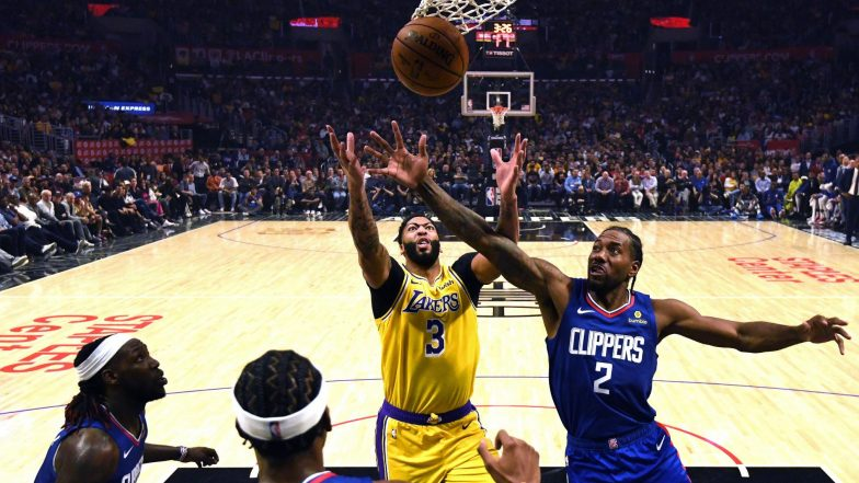 lakers vs clippers - photo #3