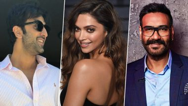 Deepika Padukone to Romance Ajay Devgn Instead of Ex Ranbir Kapoor in Luv Ranjan's Next?