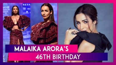 Malaika Arora Birthday: Meet The Style Goddess of Bollywood!