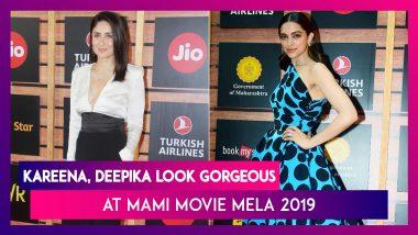 Deepika Padukone, Kareena Kapoor Khan And More Add Glamour To MAMI Movie Mela 2019!