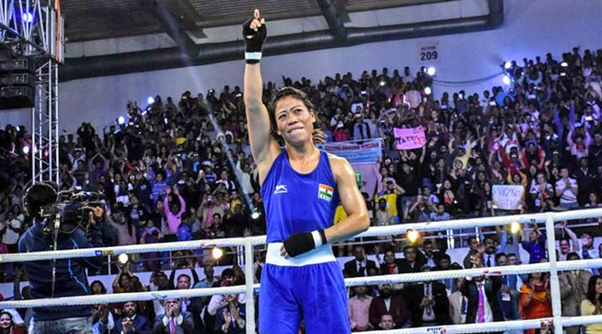 Mary Kom Settles for Bronze at 2019 AIBA Women's World Boxing Championships after Semi-Final Loss, Twitterati Congratulate 'Magnificent Mary' on Scripting History