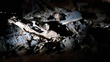 Air Force of Zimbabwe Helicopter Crashed into a House in Arcturus, 4 Dead, 2 Injured