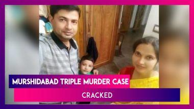 Murshidabad Triple Murder Case Cracked, Insurance Premium Reason Behind The Act: West Bengal Police