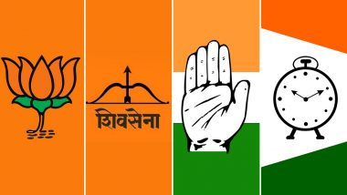 Maharashtra Assembly Elections Results 2019 Winners List Live: Names of Winning Candidates of BJP, Shiv Sena, Congress, NCP