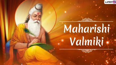 Valmiki Jayanti 2019: Interesting Facts About Maharishi Valmiki, The Author of Ramayana
