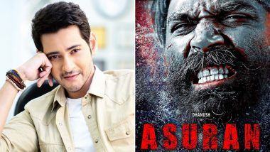 Mahesh Babu Is All Praises for Dhanush's Asuran (View Post)