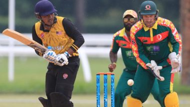 Live Cricket Streaming of Malaysia vs Vanuatu 5th T20I Match Online: Check Live Cricket Score, Watch Free Telecast of MAL vs VAN T20I Series 2019 on 'Malaysia Cricket Live' YouTube