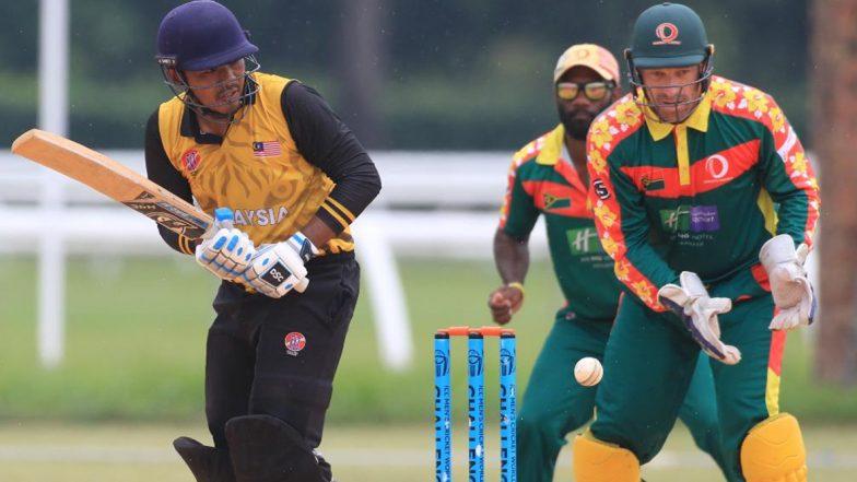 Live Cricket Streaming Of Malaysia Vs Vanuatu 5th T20i Match