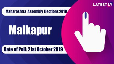 Malkapur Vidhan Sabha Constituency in Maharashtra: Sitting MLA, Candidates For Assembly Elections 2019, Results And Winners