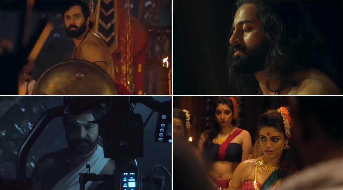 Mamangam Making Video: From Intense Sword-Fighting to Intriguing Secrecy Over Mammootty's Role, This Period Film Holds Your Attention