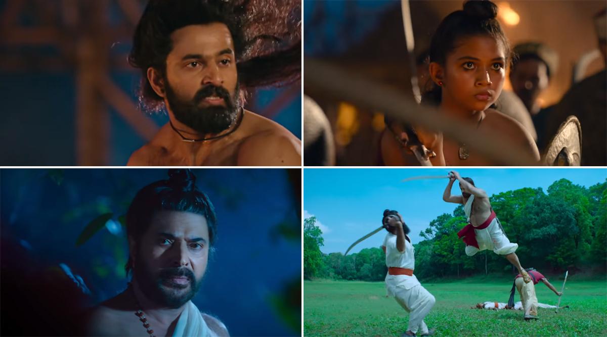 Mamangam Hindi Teaser Video: Mammootty Steals Spotlight in Extravagant Period Film