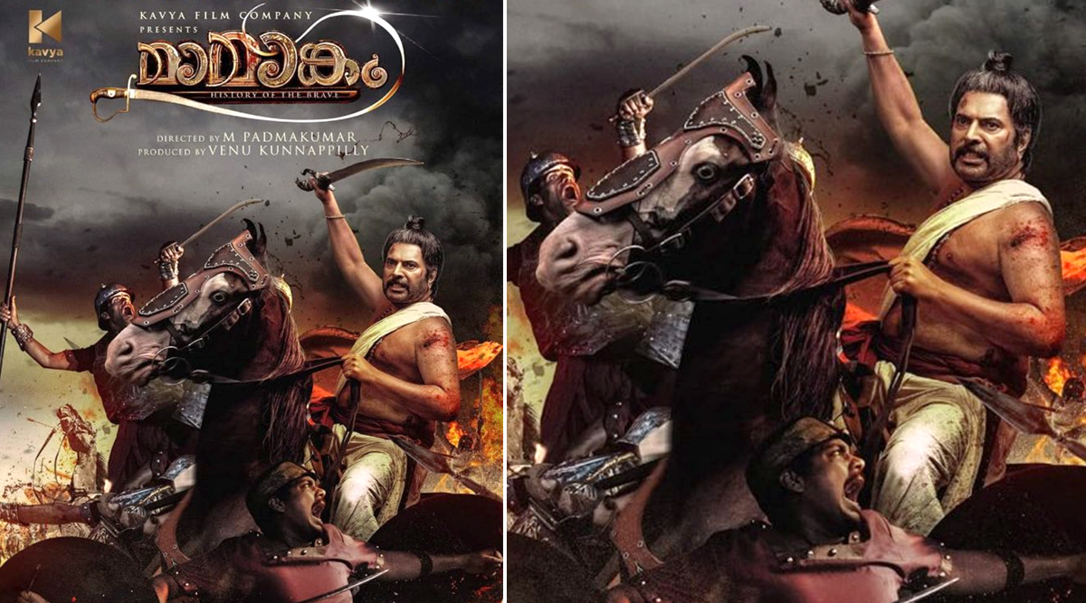 Mamangam Hindi Teaser Starring Mammootty to Be Released on October 4, 2019