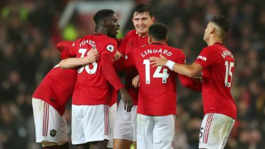 Manchester United vs Club Brugge, UEFA Europa League 2019–20 Live Streaming Online: Where to Watch MUN vs BRU Round of 32 Match Live Telecast on TV & Free Football Score Updates in Indian Time?