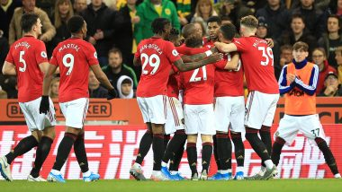Manchester United First Club to Score 2000 Premier League Goals; Take a Look at Other Records Created by Red Devils in 3–1 Thrashing Victory Over Norwich City