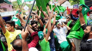 Kerala By Poll Results 2019: IUML Candidate MC Kamurdeen Wins Manjeswaram Assembly Constituency With a Huge Margin