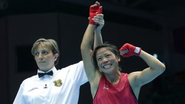 Mary Kom Advances To Next Round in Tokyo Olympics 2020 After Win Over Garcia Hernandez