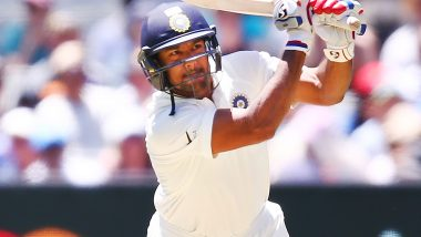 Mayank Agarwal Registers His Maiden Test Century in India vs South Africa 1st Test 2019