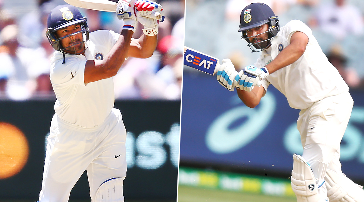 Rohit Sharma and Mayank Agarwal's 317-Run Partnership For First Wicket During India vs South Africa 1st Test Match 2019 Smashes Several Records: Here's The List