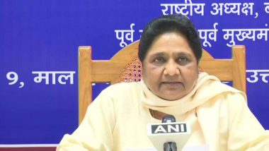 Mayawati Advises Centre, Yogi Adityanath Govt to Take Steps to Become Self-Reliant