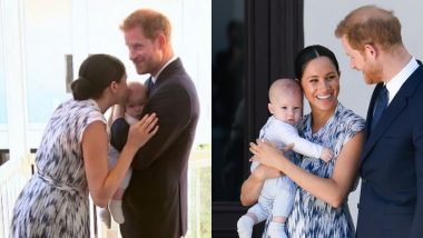 Meghan Markle Giving Baby Archie A Kiss In A Footage From 'Harry & Meghan: An African Journey' Is Adorable And Emotional