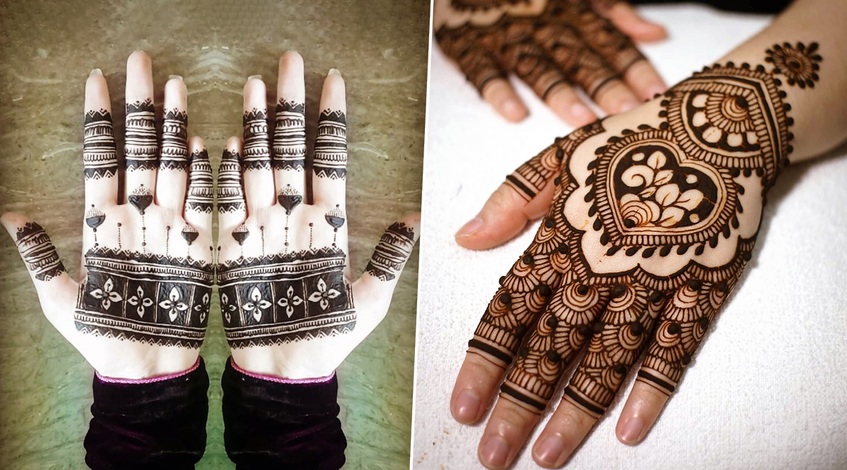 Latest Diwali 2019 Mehndi Designs: Intricate Arabic, Indian and Moroccan Mehandi Patterns You Can Apply to Celebrate the Festival of Lights (View Pics & Videos)