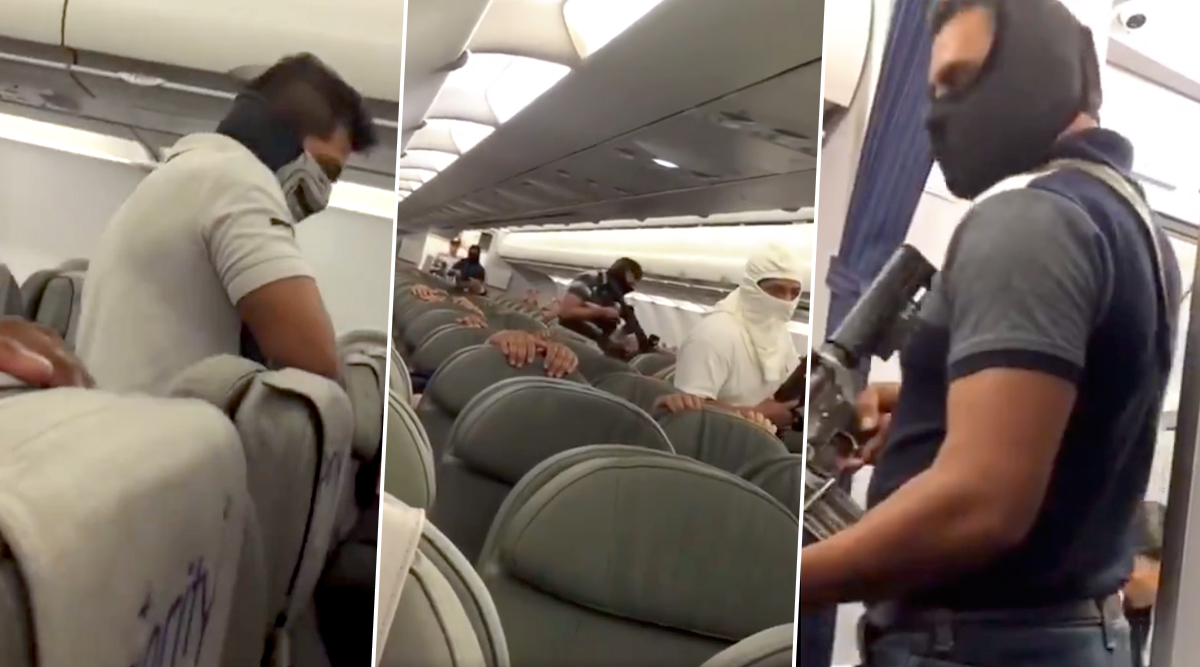 Viral 'Plane Hijacking' Drill Video Angers Netizens; Interjet  Releases Statement