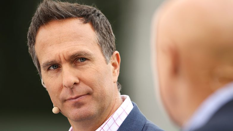 Michael Vaughan Slams Indian Test Pitches for Favouring Batsmen; Fans Hits Back by Reminding Him of English Conditions (See Funny Reactions)