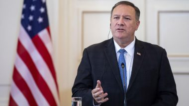 Chinese Students 'Shouldn't Be Here in Our Schools Spying', Says US Secretary of State Mike Pompeo