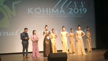 Miss Kohima 2019 Beauty Pageant Contestant's Response to Question on PM Narendra Modi Goes Viral, Watch Video
