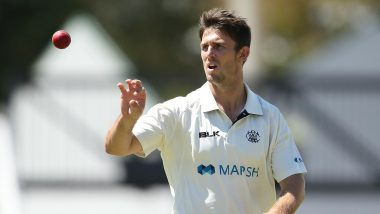 Australia's Mitch Marsh Injures Bowling Hand after Punching Dressing Room Wall in Frustration
