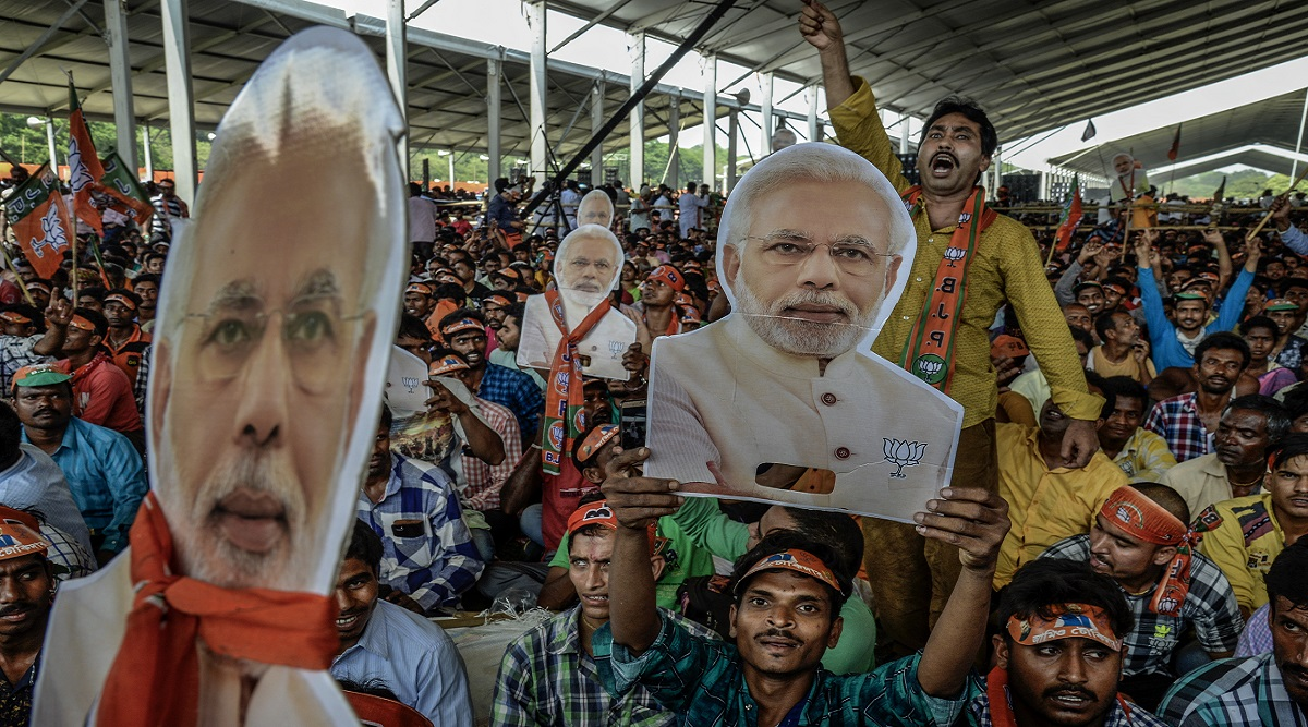 Exit Polls Results 2019: Modi Wave Turns Tsunami? BJP Set For Historic Mandate in Maharashtra, Haryana Assembly Elections, Predict Surveys