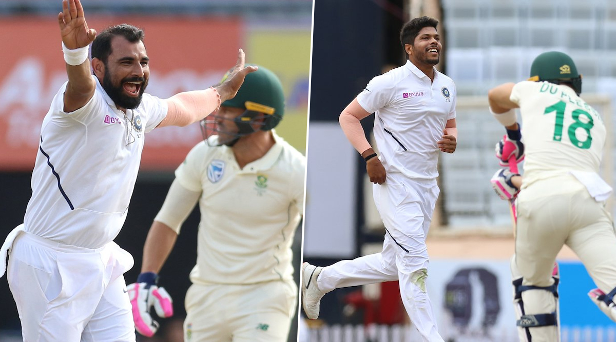 Mohammed Shami, Umesh Yadav Prove There's More to India's Bowling Attack Than Only Spin at Home