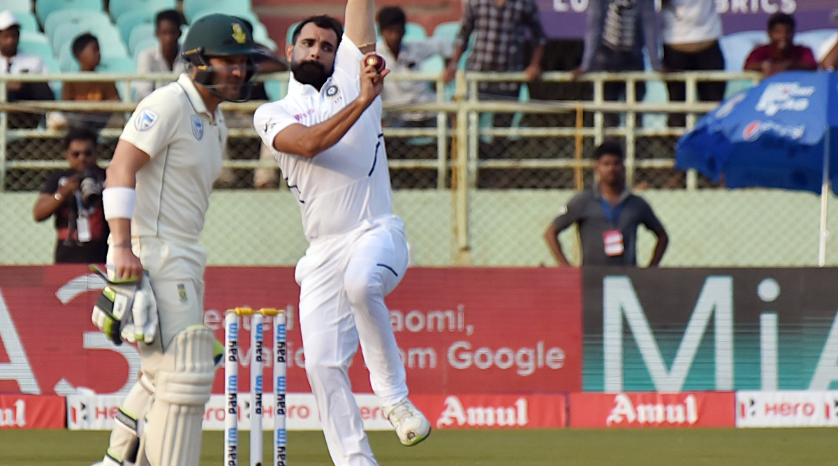 Mohammed Shami's Funny Memes Go Viral After Indian Pacer Rattles South Africa With His Fiery Bowling Spell in 2nd Innings of Visakhapatnam Test Match!