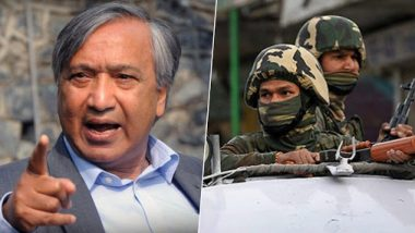 CPM Leader Yusuf Tarigami Hits Back at Media Over 'No Protest' in Kashmir Against Article 370, Says 'How Many Protests Have You Seen in Tihar Jail?'