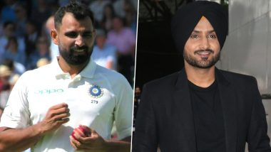 Harbhajan Singh and Mohammed Shami Slam Imran Khan for Promoting War and Hatred During His Speech at UNGA